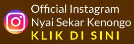 instagram nyai sekar kenongo